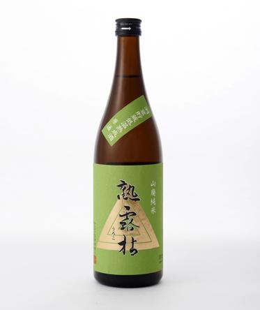 東力士 熟露枯 山廃純米原酒