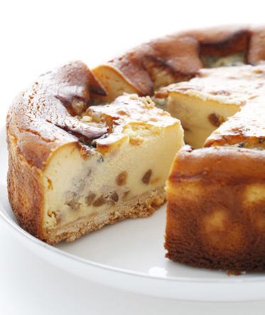 ゴルゴンゾーラベイクドチーズケーキ