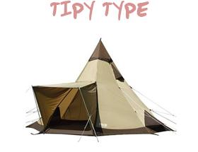 ティピー型