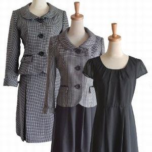 気分でワンピースやスカートの組み合わせが選べて便利
