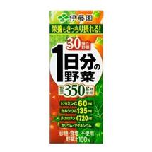 伊藤園 1日分の野菜 200mL×24本 (紙パック)