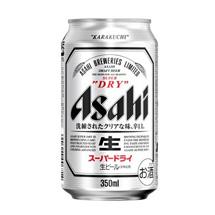 アサヒ スーパードライ 350mL×24缶