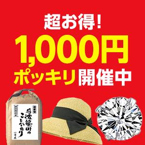 ウルトラ1,000円(27日)
