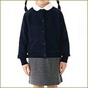 女の子お受験ファッション