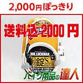 アレンジ錠'S 2,000円