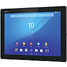 SONY Xperia Z4 Tablet Wi-Fiモデル SGP712JP