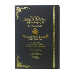 デザインフィルの日記帳