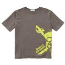メンズライクなキャラクターTシャツ