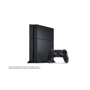 PS4本体ジェット・ブラック〔中古〕