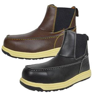 マスタング 安全靴 鋼製先芯 メンズ