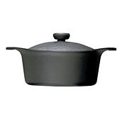 【柳宗理】鉄鍋
