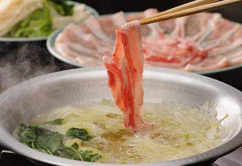 茨城県 奥久慈のぶな豚のしゃぶしゃぶセット