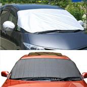 凍結防止車カバー