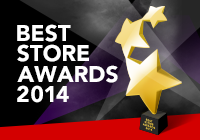 BEST STORE AWARDS 2014
