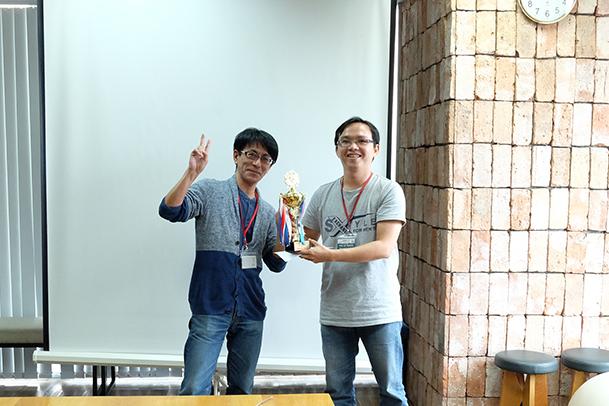 Techbase VietNamピンポンチャンピオンシップ