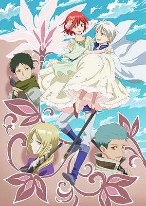 「赤髪の白雪姫」2ndシーズン TOKYO MX 1月11日より毎週月曜24:00~