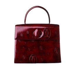 イザベル・アジャーニさん愛用のカルティエのバッグ