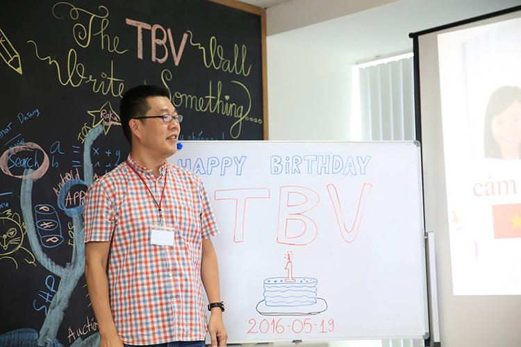 Mừng sinh nhật Techbase Việt Nam