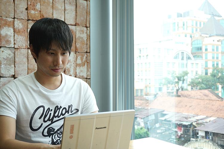 Giới thiệu chuyên viên người Nhật - Nakai Yuya