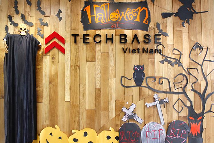 Giới thiệu sự kiện Halloween tại Techbase Việt Nam