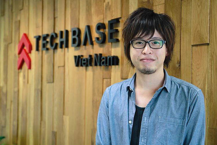 Yamaguchi - Chuyên viên đang công tác tại Techbase Việt Nam