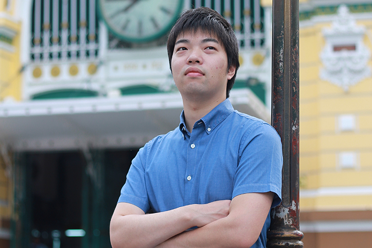 Nemoto: Việt Nam, thì phải là Techbase!