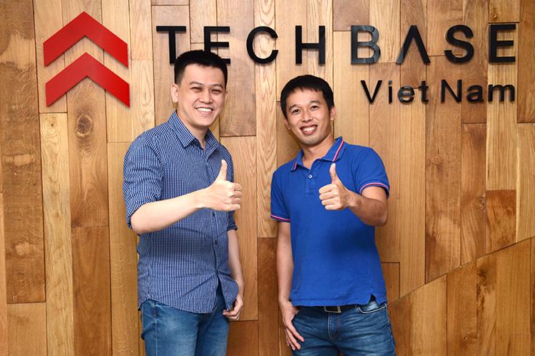 Con đường phát triển sự nghiệp ở Techbase Việt Nam
