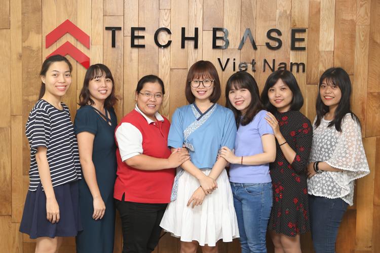 Giới thiệu COMTOR ở Techbase Việt Nam
