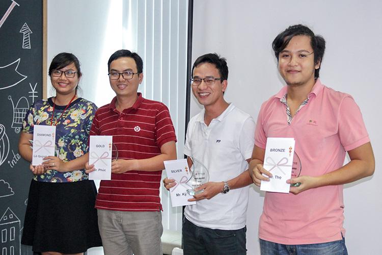 Techbase Việt Nam Award Quý 1 - 2017