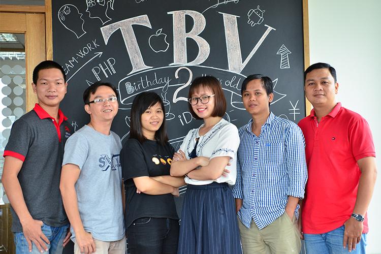 Techbase Việt Nam Award Quý 2 - 2017