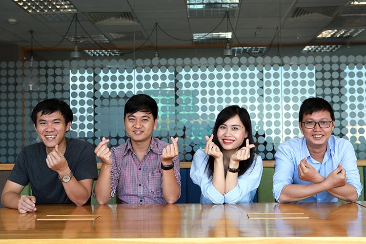 Chào mừng nhân viên chính thức tháng 10 - 2017