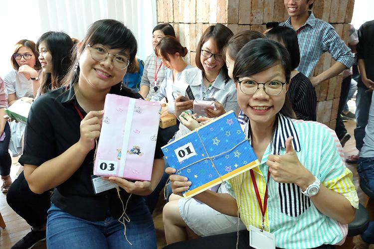 Quốc tế Phụ Nữ 08/03 ở Techbase Việt Nam