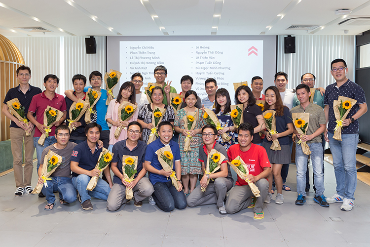 Techbase Việt Nam, 3-year Journey